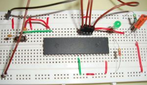 LED Interfacing with 8051 Microcontroller (AT89S52)