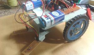 Line Follower Robot using 8051 Microcontroller