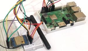 LoRa with Raspberry Pi – Peer to Peer Communication with Arduino