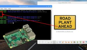 Optical Character Recognition (OCR) using Tesseract on Raspberry Pi