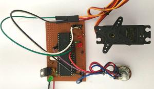 Interfacing Servo Motor with PIC Microcontroller