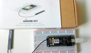 Particle Argon Development Kit