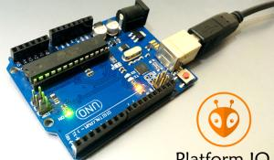 Programming Arduino using Platform IO: Blinking LED