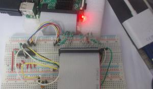 Interfacing ADC0804 with Raspberry-Pi