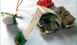 IOT based Raspberry Pi Home Security Project with Email Alert