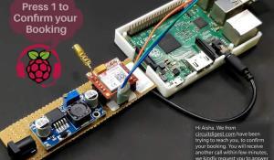IVR System using Raspberry Pi