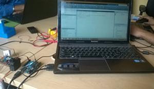 Servo Motor Control using Arduino with MATLAB