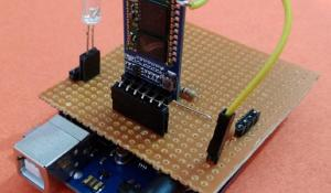 DIY Arduino Wireless Programming Shield using Bluetooth Module