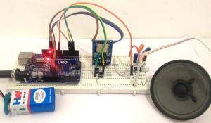 Simple Arduino Audio Player and Amplifier with LM386