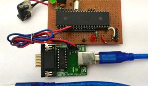 UART Communication using PIC Microcontroller