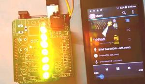 DIY Arduino VU Meter