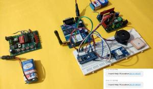 Women Safety Device Using Arduino with GPS Tracking & Alerts