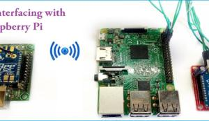 XBee Module Interfacing with Raspberry Pi