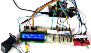 Finger Print Based Biometric Voting Machine using Arduino