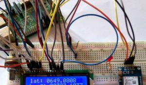 Raspberry Pi 3 GPS Module Interfacing Tutorial