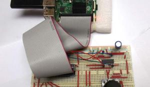Interfacing Joystick with Raspberry Pi