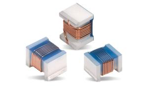 Coilcraft's 0805HP/HQ Ceramic Wirewound Chip Inductors Offer High Q Ratings