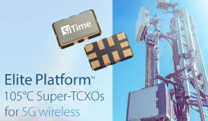 Temperature-Compensated Oscillators (TCXOs) for 5G Radio Synchronization in Global Wireless Network