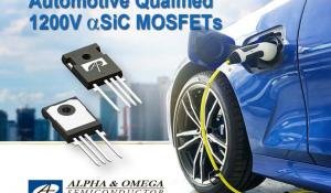 AOM033V120X2Q 1200V Silicon Carbide αSiC MOSFETs
