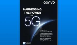 eBook from Mouser Electronics and Qorvo Explores the Future of 5G Connectivity