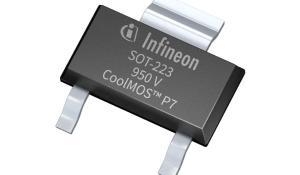 950 V CoolMOS P7 Superjunction MOSFET