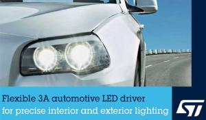 ALED6000 Automotive LED Driver