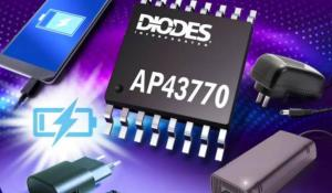 USB PD Controller Supports Standard and Proprietary Protocols for Power Delivery in a Small Outline Package