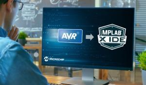 AVR Microcontrollers are Now Supported in MPLAB X IDE