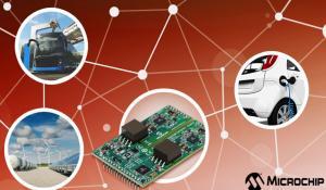 Microchip's AgileSwitch 2ASC-12A2HP 1200V Dual-Channel Digital Gate Driver