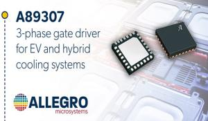 A89307 Gate Driver IC