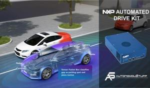NXP Automated Drive Kit
