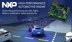 Accelerate Time to Market for Automotive Radar Applications with New Radar Solution