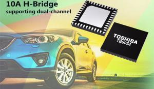 TB9054FTG and TB9053FTG Motor Driver ICs