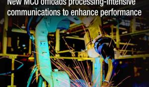 Enhanced connectivity and increased control performance on TI's new C2000 microcontrollers