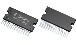 Intelligent Power Modules (IPMs) for variable speed motor drives