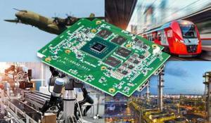 CM5-P1000 COTS PC/104 Module