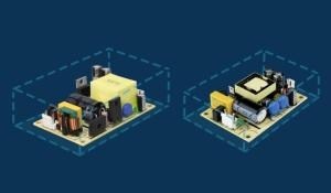 New AC-DC Power Supply Modules from CUI