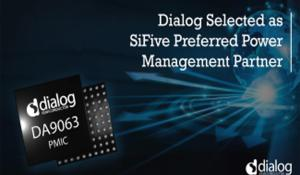 Dialog Semiconductors' Highly Integrated DA9063 System PMIC