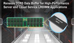 5DB0148 DDR5 Data Buffer from Renesas