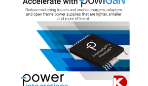 Digi-Key Electronics Collaborated with Power Integrations