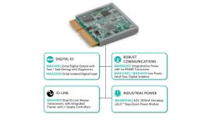Digital Input ICs Offer Smaller Footprint, Lower Power and Faster Throughput