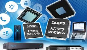 Diodes Incorporated released new PCIe 2.0 Packet Switches to meet the needs of 5G,IoT and AI