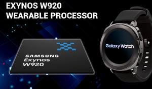 Exynos W920 Wearable Processor