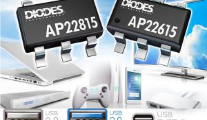 High-Side Power Switches for USB Ports
