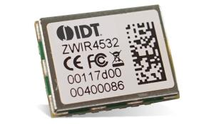 IDT ZWIR4532 Low-Power 6LoWPAN Module