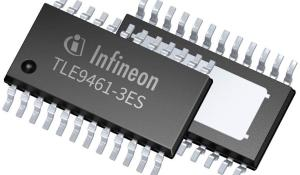 Infineon is Launching High Speed Communication System Basis Chips having Speed up to 5 Mbit/s