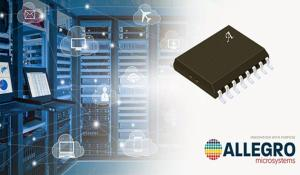 ACS37800 Integrated Power Monitoring Chip from Allegro MicroSystems