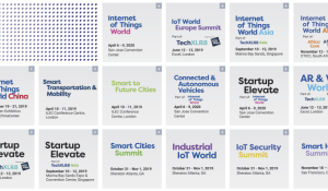 IoT World China 2019 - Calendar of Events