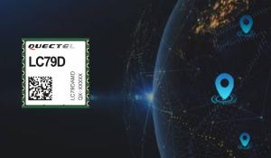 Dual-Band GNSS Module Supports L1 and L5 Bands for Satellites