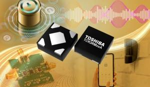 TCR3RM Series LDO Voltage Regulators from Toshiba